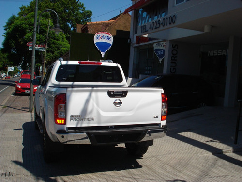 nissan frontier np300 le 4x2.3 tdi / damfer s.a.