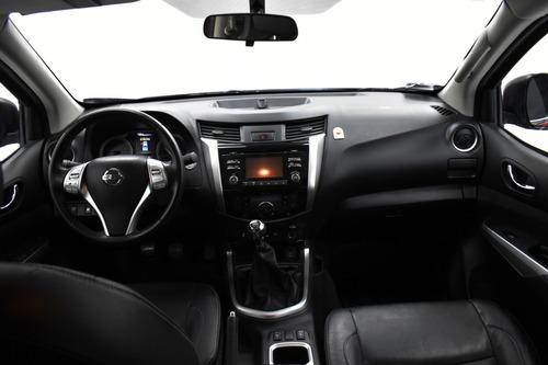 nissan frontier np300 le 4x4 2016 rpm moviles