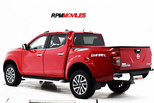 nissan frontier np300 le 4x4 2016 rpm moviles showroom