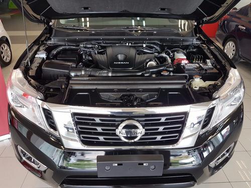 nissan frontier np300 le 4x4 diesel 2018 ta ac piel estrena