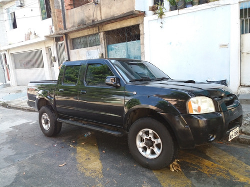 nissan frontier one
