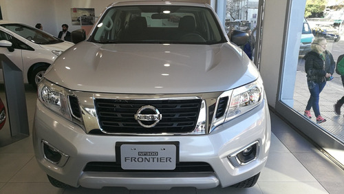 nissan frontier s 4 x 4 motor 2.3 cabina doble manual 2020
