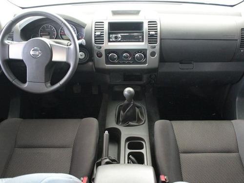 nissan frontier s 4x2 2.5 turbo diesel