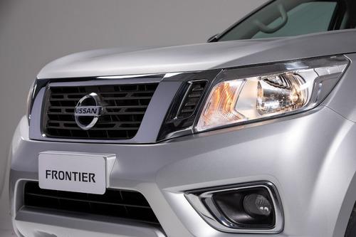 nissan frontier s 4x4 0km - entrega inmediata - taikki autos