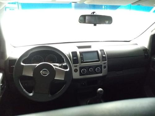 nissan frontier s cd 4x4 2.5 tb diesel 2014