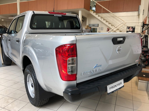 nissan frontier s motor 2.3  2020 4 x 4 manual cabina doble
