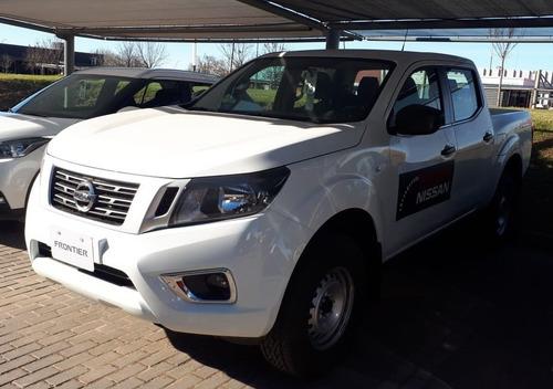nissan frontier s motor 2.3 4x2 manual 2020 0km doble cabina