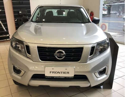 nissan frontier s motor 2.3 4x2 mt 2021 0km doble cabina*