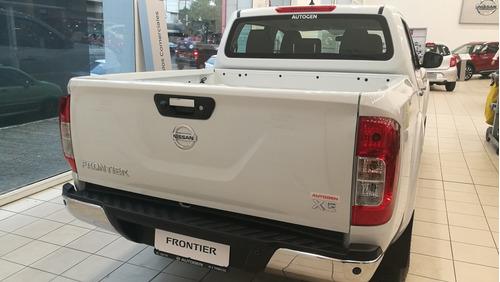 nissan frontier se 4x4 motor 2.3 cab doble 2020 0 km *