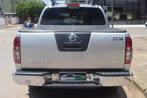 nissan frontier se attack cd 4x4 2.5 tb diesel 2013