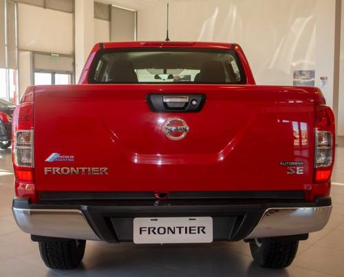 nissan frontier se mt 4x2 promocion unica
