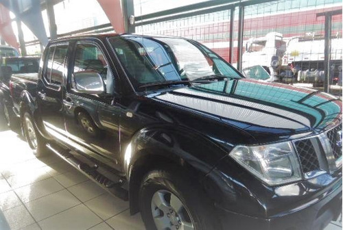 nissan frontier sel 2.5 4x4 cabine dupla