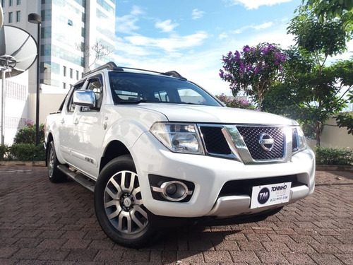 nissan frontier sl 4x4 automatica 2013