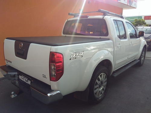 nissan frontier sl 4x4 automatica 2015