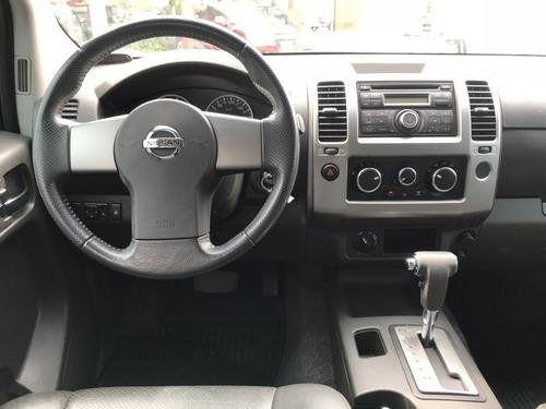nissan frontier sv ataack 4x4 aut. 2015/2015 r$98.900,00