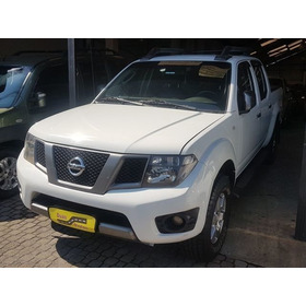 Nissan Frontier Sv Attack 4x4 Cabine Dupla 2.5 Turb..fxy4998
