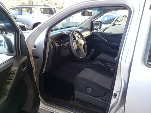 nissan frontier sv attack 4x4 cabine dupla 2.5 turb..oqg0703