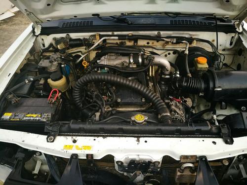 nissan frontier turbo diesel 3.0 lts. 2007