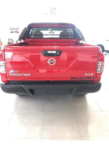 nissan frontier x-gear 2020 2.3 s cd 4x2 mt