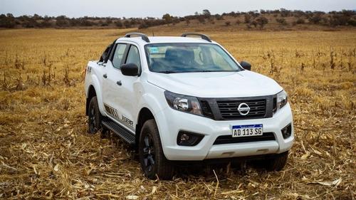 nissan frontier x-gear 4x4 0km - anticipo y cuotas