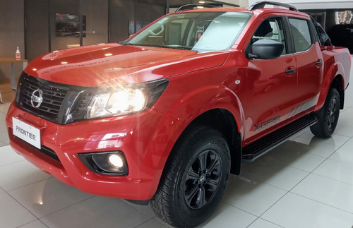 nissan frontier  x -gear 4x4 at