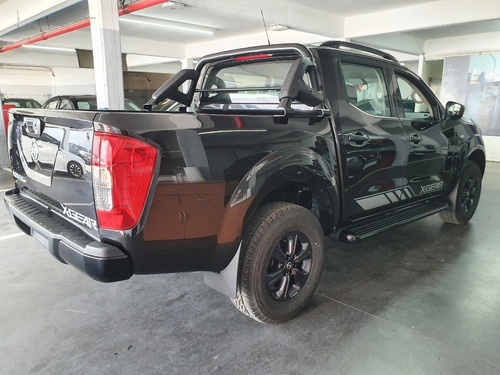 nissan frontier x-gear at 4x2
