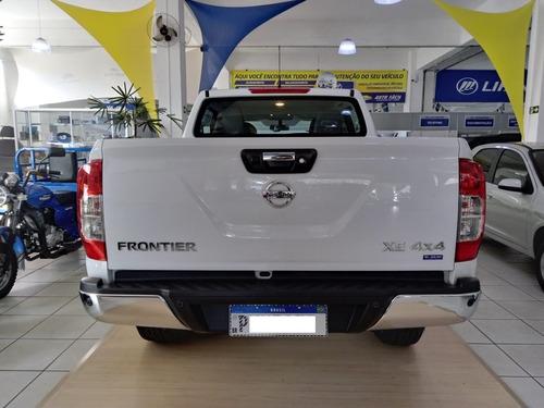 nissan frontier xe 2.3 diesel 4x4 aut 19/20 0km ipva 2020