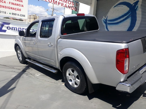 nissan frontier xe 2.5 4x2 cabine dupla diesel bx km