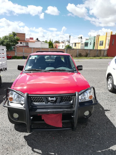nissan frontier xe 4cil