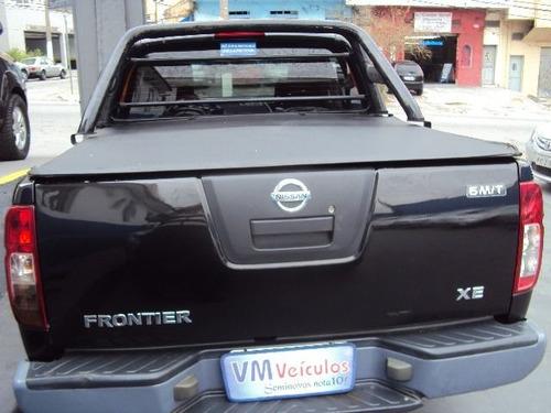 nissan frontier xe 4x2 cabine dupla 2.5 turbo eletr..ejs2625