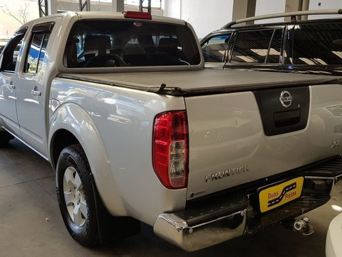 nissan frontier xe 4x2 cabine dupla 2.5 turbo eletr..nzx5929