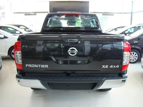 nissan frontier xe 4x4 - blindado niii-a