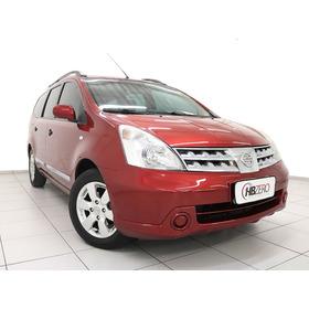 Nissan Grand Livina 1.8 S Flex  2012