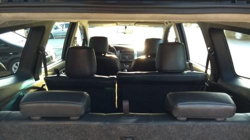 nissan grand livina 1.8 sl flex aut. 2012 vilage automoveis