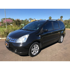 Nissan Grand Livina Sl!!! 7 Lugares!!! R$24.900,00!!! Top!!!