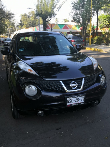 nissan juke 1.6 advance cvt mt 2014