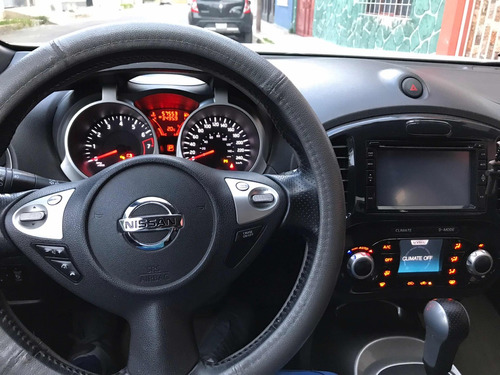 nissan juke 1.6 exclusive cvt mt 2014