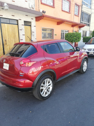 nissan juke 1.6 exclusive cvt mt