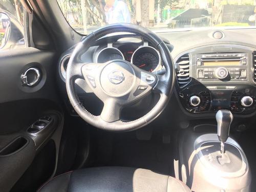 nissan juke 2013 5p exclusive 1.6 aut., impecable!
