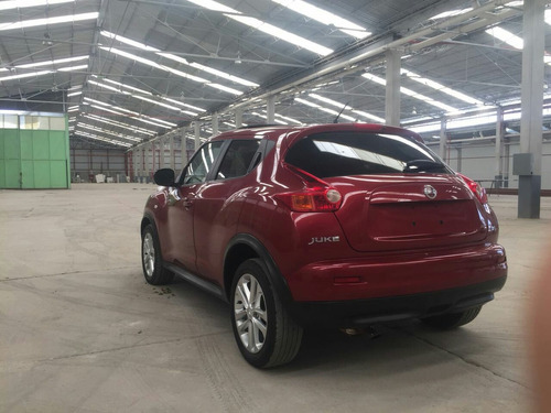 nissan juke advance cvt 2012