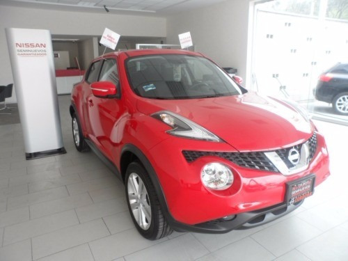 nissan juke advance cvt 2015