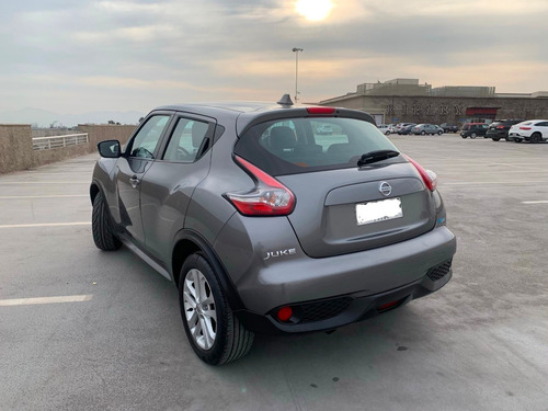 nissan juke advance cvt (2015) full equipo