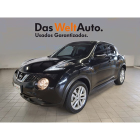 Nissan Juke Advance Cvt 2017