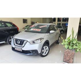 Nissan Kicks  1.6 S  Flex Automático 2018