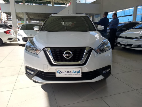 nissan kicks 1.6 16v flex sv limited 4p xtronic