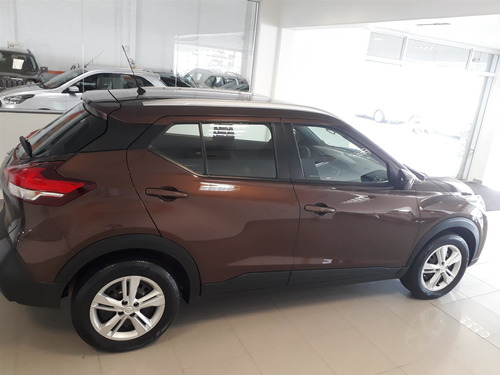 nissan kicks 1.6 16v flexstart s 4p manual
