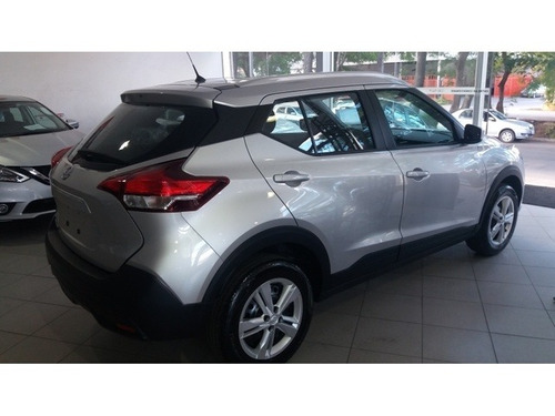 nissan kicks 1.6 16v flexstart s 4p manual completo 0km2019
