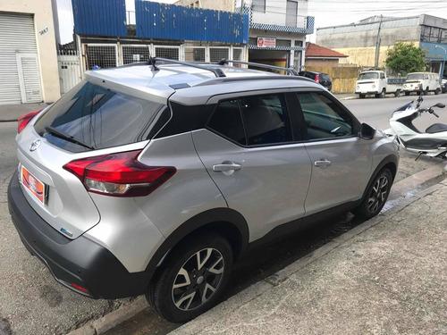 nissan kicks 1.6 16v s aut.(direct) 5p 2018