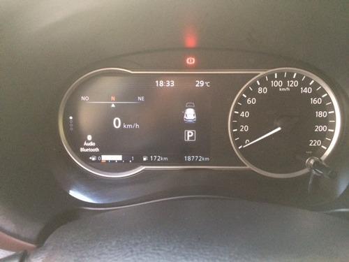 nissan kicks 1.6 16v sl automático 2018