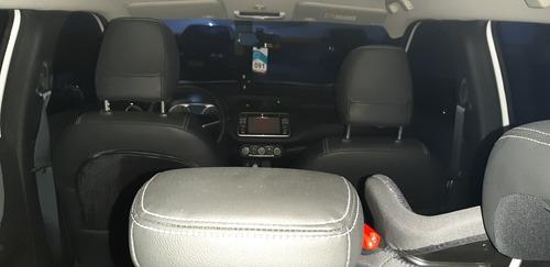 nissan kicks 1.6 16v sv aut. 5p 2018
